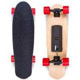 Скейтборд мотора эпицентра деятельности портативного электрического скейтборда миниый