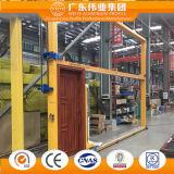 Personnalisée en usine chinoise Bi-Folding porte en aluminium