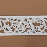 Polyurethan durchbohrte die dekorative Ordnung PU-Höhlung, die Hn-82163 formt