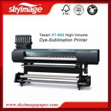 이중 인쇄 헤드 Roland Texart Xt-640 높은 볼륨 염색하 승화 인쇄 기계