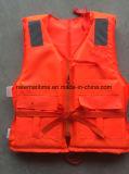 Непосредственно на заводе обеспечивают спасательные жилеты плавательный Майка