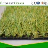 Gras van de Voetbal van het Gazon van Thiolon van de Luxe van de Vorm van de stam het Perfecte Kunstmatige