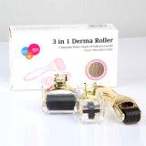 針の医者の使用のスキンケアのDermaのマイクロローラー3in1 Dermaroller