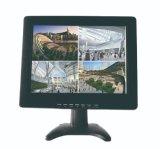 Estojo de plástico de 12 polegadas com ecrã LCD e materiais de qualidade industrial Tela importados