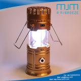 공장 직매 LED 태양 야영 손전등