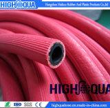Tubo flessibile gemellare di gomma della saldatura della treccia della fibra, CE approvato, Cina