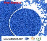 LLDPE/LDPE/PE blauwe Kleur Masterbatch voor de Rang van de Film