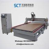 Máquina de corte de madera MDF de 3D Solidwood Router CNC