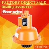 Elevador de grúa de construcción de dispositivos de seguridad, de alta calidad caja de engranajes reductor de engranajes de gusano de elevación