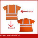 Одежды безопасности дешевого изготовленный на заказ печатание цены Unisex (W77)