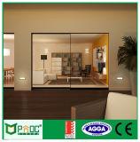 Pnoc080312ls resistente al agua puerta deslizante con buen precio.