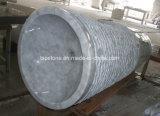 Bacino di pietra di marmo naturale del granito del basamento/per la mobilia della stanza da bagno
