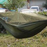 Hamaca que acampa de interior y al aire libre
