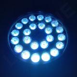 DMX512 24X12W RGBW IP65 LED wasserdichtes im Freiennennwert Licht