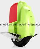 Vespa eléctrica del Unicycle con una rueda
