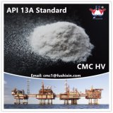Cellulose carboxyméthylique de sodium de pente de forage de pétrole de CMC Hv/LV