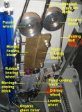Hanlu 2017自動縦袋のシーリング機械(QLF-1680)