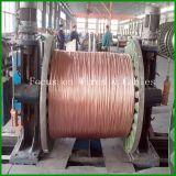 0.08mm 0.1mm conducteur en cuivre personnalisé de fil de cuivre