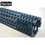 Bande de conveyeur modulaire affleurante de rotation de Hairise 2265 Gride