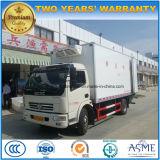 Dongfeng 6 van Levende Vissen van het Vervoer van de Vrachtwagen 4X2 Ton van de Vrachtwagen van de Ijskast
