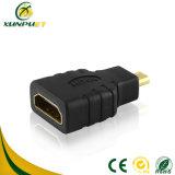 Adapter des Energie Weibchen-Weibchen Konverter-Stecker-HDMI für HD Fernsehkamera