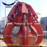 Encavateur hydraulique de peau d'orange d'utilisation gauche pour traiter en acier de rebut