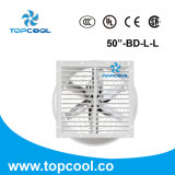 Ventilateur d'extraction procurable de la tension différente 50inch FRP