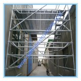 Ringlock échafaudages en acier avec la certification CE