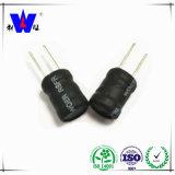 Фикчированный освинцованный индуктор сердечника феррита индуктора сердечника барабанчика индуктора