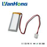3.7V Li-Polymeer 112054pl 1100mAh Batterij voor Persoonlijke Stereo-installatie