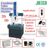 Grosor automático/potencia del equipo de prueba de laboratorio de medición de vídeo