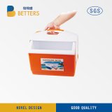 Портативная коробка обеда коробки льда коробки охладителя еды