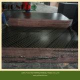 La construcción utiliza la estructura de la película de 12 mm resistente al agua ante la madera contrachapada