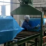 Sacchetto del PE del cotone della saldatura a caldo