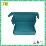 풀 컬러 인쇄된 물결 모양 상자