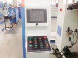 El bastidor de montaje automático de puertas de aluminio de la máquina máquina engastado