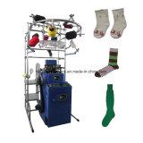 Terry en de Duidelijke Breiende Machine Voor dubbel gebruik van Sokken