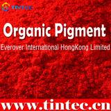 Rojo orgánico 144 del pigmento para la pintura (rojo azulado)