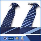 Corbata tejida promoción de la raya de 100 Microfiber