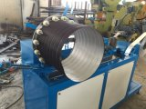 De flexibele Buis van het Aluminium, beweegt de Flexibele Machine van de Buis van de Aluminiumfolie spiraalsgewijs
