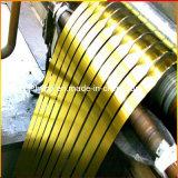 Hauptgoldlack-elektrolytischer Zinnblech-Ring des grad-SPCC für Blechdosen
