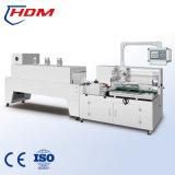 Máquina termal del envasado por contracción del tejido del rectángulo del encogimiento de la máquina automática del abrigo