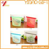 Bolso colorido del almacenaje del alimento del hogar de la categoría alimenticia de los utensilios de cocina del silicón (XY-FH-161)