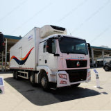 Camion de réfrigérateur de Sinotruck HOWO 8X4 6X4 4X2 avec la qualité