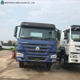 Cabeça do caminhão do trator do reboque de HOWO A7 6*4