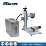 Bewegliche Faser-Laser-Markierungs-Tischplattenmaschine für gesundheitliches Gerät