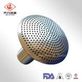 Нержавеющая сталь патрона фильтра пробки 304/316L новой модели материальная