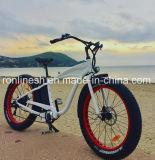 250W/500W/750W 26X4 뚱뚱한 타이어 포도 수확 전기 Bike/E 뚱뚱한 타이어 자전거 또는 전기 Retro 눈 Bike/E 지방 Bicycle/E 모래 자전거 또는 바닷가 함 뚱뚱한 Pedelec En14176