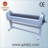 Máquina de estratificação fria fácil pneumática do grande formato da operação
