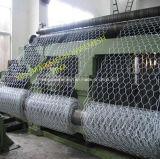 CNC 4300mmの幅の逆のねじれのGabion六角形ワイヤー網機械